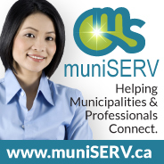 MuniSERV advertisement