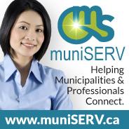 MuniSERV advertisement